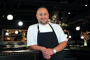 Chef Mark Alba