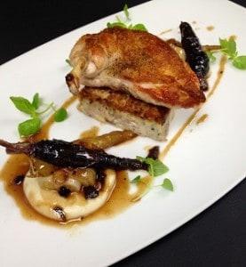 Roasted Pasture Chicken