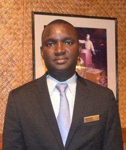 Malik Diop Headshot