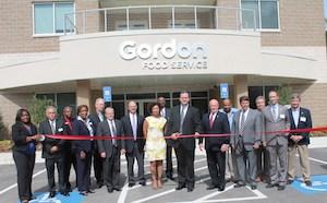 Gordon Food Service Opens Georgia Distribution Center