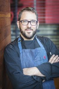 Chef David Connolly