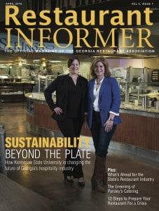 Restaurant INFORMER April 2016