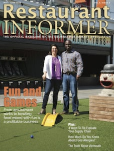 Restaurant Informer May June 16 Cover