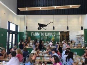farm to ladle