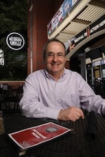 Jeffrey Landau, Metrotainment Restaurants