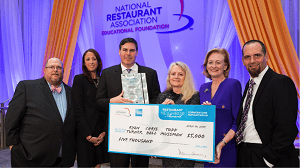 Unsukay Community of Businesses Receives NRA Award