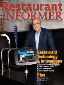 Restaurant Informer Magazine July August