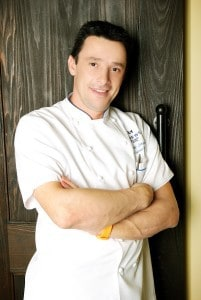 Chef Olivier Gaupin
