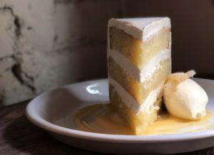 Lemon Olive Oil Layer Cake at No. 246