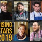 Restaurant Informer 2019 Rising Stars